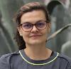 Portrait of Dr Dr Catalina Vallejo Giraldo, postdoctoral researcher in the Department of Bioengineering